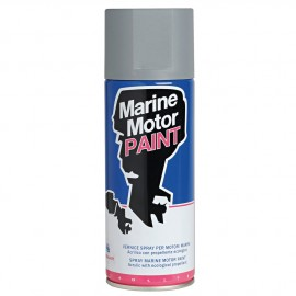 Bombe spray de peinture Honda gris or métalisé