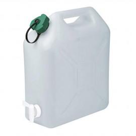 Jerrican alimentaire avec robinet - 5 litres