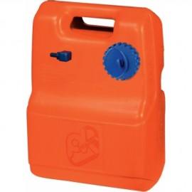 Nourrice réservoir plastique Delta - 12 litres