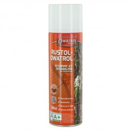 Antirouille RUSTOL - aérosol 300 ml