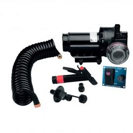 Kit Pompe de lavage Aqua Jet 5.2 - 20L/min - 12 V