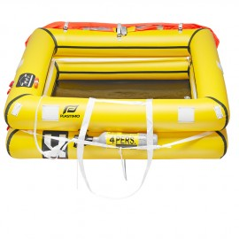 Radeau Coastal ISO 9650-2 - 4 pers. - container