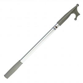 Gaffe aluminium - Ø 25 mm - 1.30 M