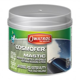 Mastic de finition COSMOFER - 250 gr