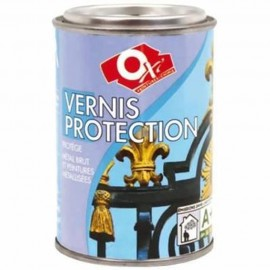 Peinture incolore - vernis protection - 100 ml