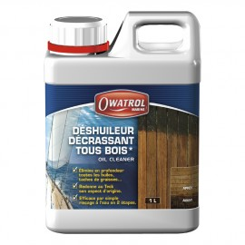 Déshuileur bois OIL CLEANER - 1 L
