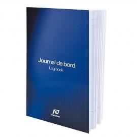 Journal de bord 200X285 mm Français-Anglais