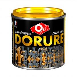 Peinture aspect métal - dorure or martelé - 125 ml