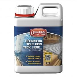 Dégriseur bois DECK CLEANER - 1 L