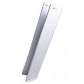 Protection verticale d'étrave 140x600mm - blanche