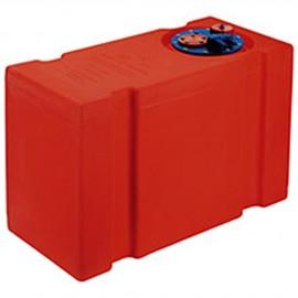 Réservoir carburant Juliett - 62 litres - 660 x 300 x h 430 mm
