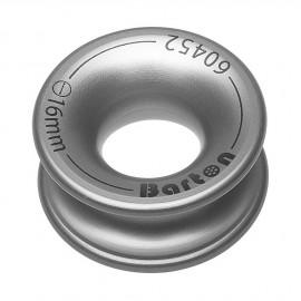 Anneau HR Ø Int. 6 mm Ø cordage 3 mm