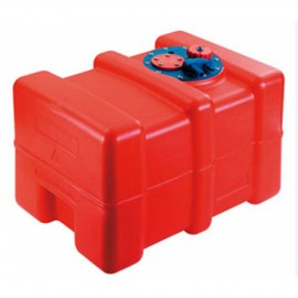Réservoir carburant India - 42 litres - 500 x 350 x h 330 mm