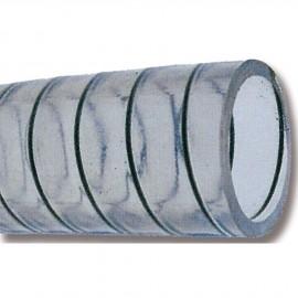 Tuyau PVC spiralé - Ø 12 x 18 mm