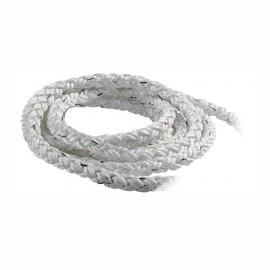Amarres Tresse en Polyester - ø12 mm - blanc - 200 m
