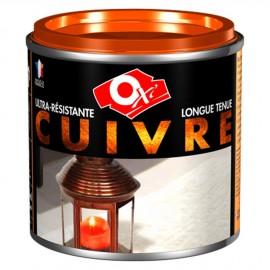 Peinture aspect métal - cuivre - 60 ml