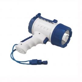 Projecteur LED étanche - IP67 - 3 piles C - Blister de 1