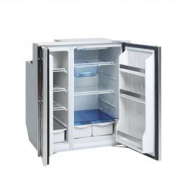 Réfrigérateur Isotherm double compartiment CR200 inox