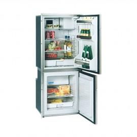 Réfrigérateur Isotherm double compartiment CR195 inox