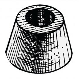 Anode circulaire VETUS aluminium