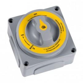 Coupleur sélecteur de batterie service & moteurs- 300 A