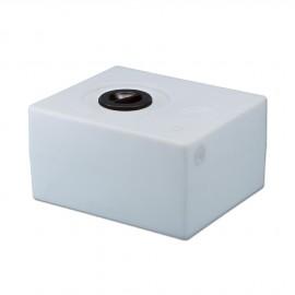 Réservoir d'eau douce - 64 litres - 77 x 38 x H22 cm