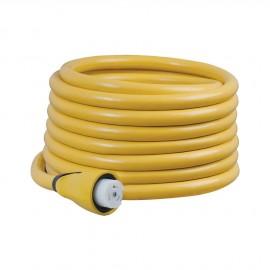 Câble + prise Marinco 16A 10m