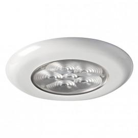 Plafonnier blanc ABS 6 LED