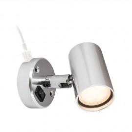 Spot LED BATSYSTEM Tube avec USB - eclairage vers le bas