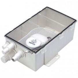 Collecteur eaux usées 27 l/mn - 12V