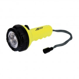 Lampe-torche LED immersion 30m - portée 45 m - autonomie 3.5 h