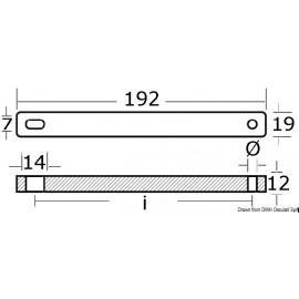 Anode barre HB 30/40 HP 2 et 4 temps