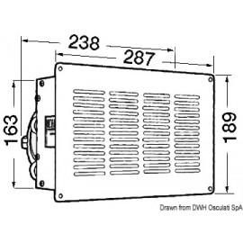 Radiateur 28000BTU 12V