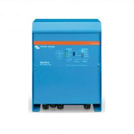Système combiné VICTRON Quattro -12/3000/120 - Chargeur de batterie + Inverseur