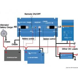 Batterie LiFePO4 Victron 12.8V/200Ah