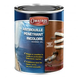 Antirouille MARINE OIL - 0.5 L