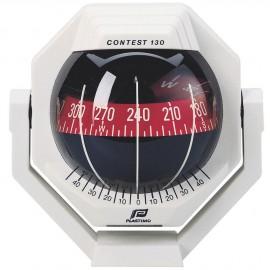 Compas Contest 130 cloison verticale, noir, rose noire