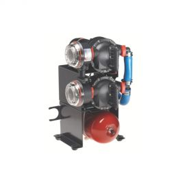 Groupe d'eau Aqua jet duo avec vase expansion 12V