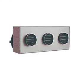 Radiateur 40000BTU 24V 3 plat.