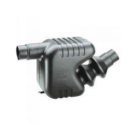 Pot d'échappement à barbottage - 33 litres - 150 CV