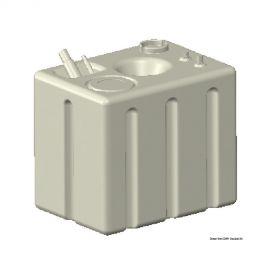 Réservoir essence/diesel horizontal 164 litres