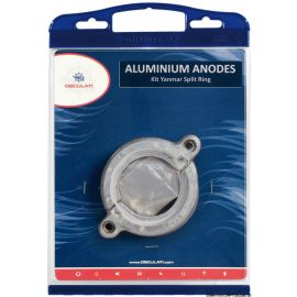 Anode aluminium pied ouvrable moteurs de SD20 à SD60