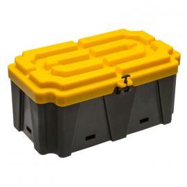 Bac à batterie grande capacité - ≥200A - 356 x 660 x 290 mm