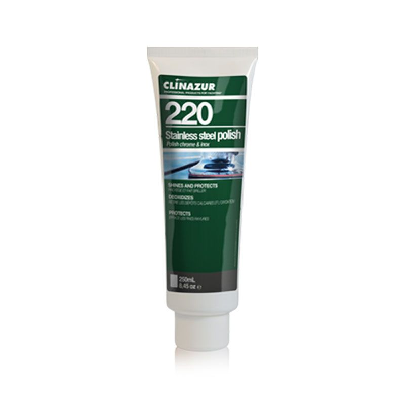 Polish chrome & inox - 250 ml