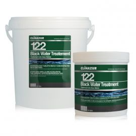 Traitement bio réservoir eaux noires - 24 pastilles