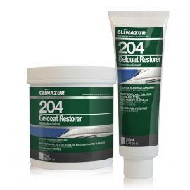 Rénovateur gelcoat & inox - 250 gr
