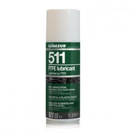 Lubrifiant PTFE - spray de 200 ml
