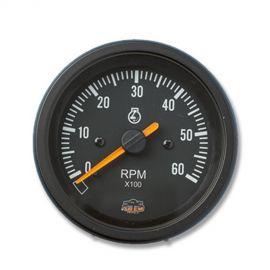 Afficheur compte-tours 0-6000 RPM- G Line - Ø 84 mm - noir