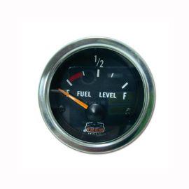 Afficheur niveau de carburant 240-33 ohms - G Line - Ø 52 mm - inox