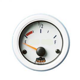 Afficheur température d'eau 10-180 ohms - G Line - Ø 52 mm - blanc